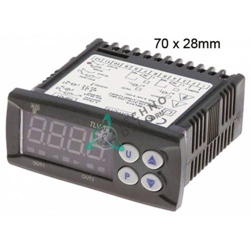 Термометр TECNOLOGIC 196.379203 service parts uni