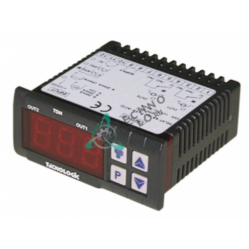 Электронный регулятор TECNOLOGIC 196.379224 service parts uni