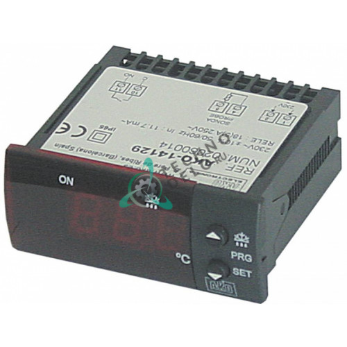 Контроллер AKO-14129 70,5x28,5 230VAC NTC/PTC -50 до +150°C 18A