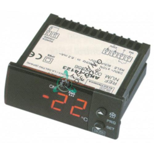 Контроллер AKO-14112 RS485 28,5x70,5 12/24 VAC/VDC датчики NTC/PTC