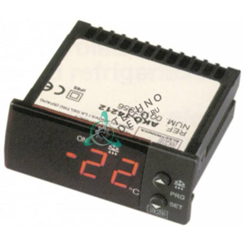 Контроллер AKO 14212 71x29мм 12VAC/VDC датчик NTC IP65