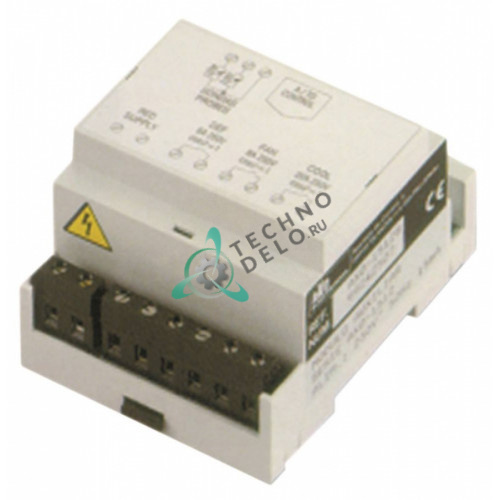 Контроллер (модуль нагрузки) AKO-15128 230VAC NTC 3 выхода IP44