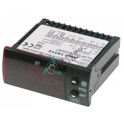 Контроллер AKO-14312B 71x29 -50 до +99°C 12/24 VAC/VDC датчик NTC
