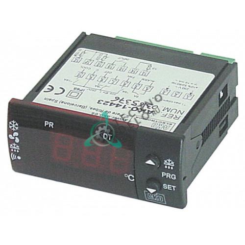 Контроллер AKO-14423 71x29мм -50 до +99°C 230VAC NTC