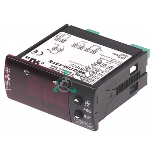 Контроллер AKO AKOTIM-14TE 71x29мм 12В -50 до +99 °C датчик NTC IP65