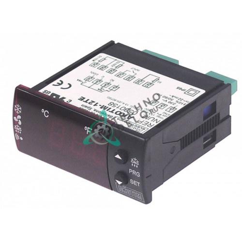 Контроллер AKO AKOTIM-12TE 71x29мм 230VAC датчик NTC IP65