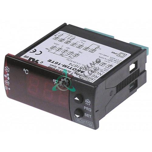 Контроллер AKO AKOTIM-13TE 71x29мм 230VAC датчик NTC IP65