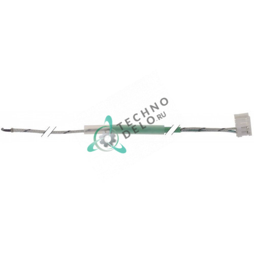 Датчик температурный K (NiCr-Ni) ø2x90мм кабель L-1,5м 40.01.094 для Rational CM61, CM62, SCC61, SCC62 и др.
