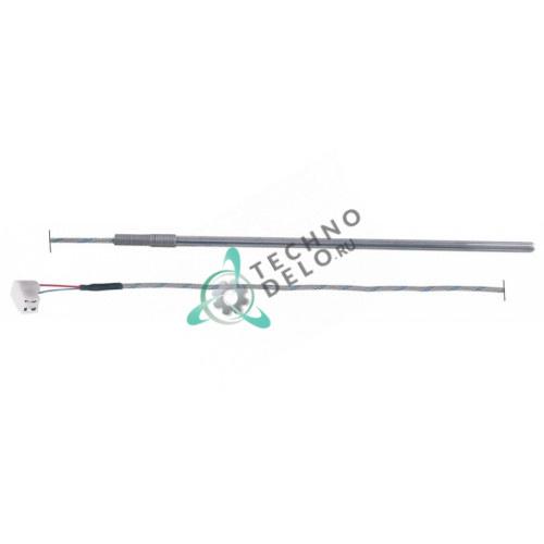 Датчик температурный J (Fe-CuNi) кабель Vetrotex L-0.7м 6000106 для фритюрницы Giorik 207FG-C, 207FGC и др.