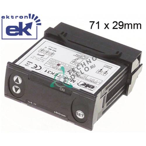 Электронный регулятор EKTRON 196.379542 service parts uni