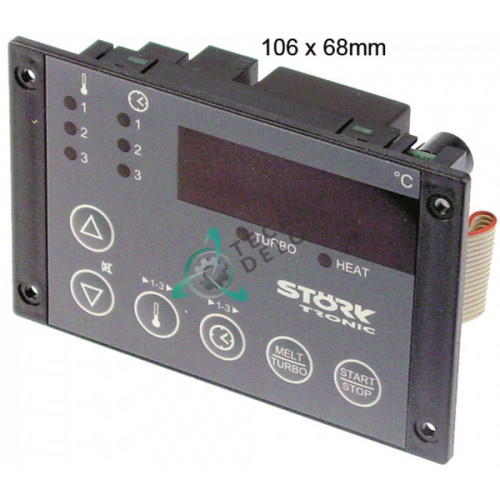 Электронный регулятор  STORK-TRONIK 196.379601 service parts uni