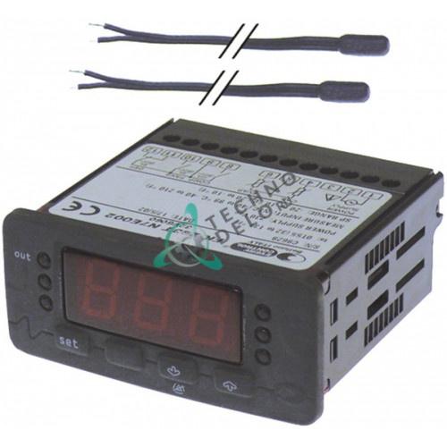 Контроллер -40 до +99°C 71x29мм 12В 16A 32V6060 холодильной камеры для Angelo Po, Sagi и др.