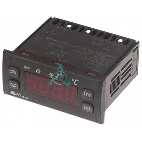 Контроллер Eliwell ID961 71x29мм 230VAC датчик NTC/PTC реле 15A 12029316 089903 для Coreco, Dexion, Fagor, MBM и др.