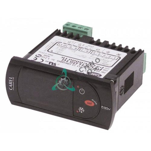 Контроллер CAREL PYCO1LOXXX 71x29x74мм 230VAC датчик NTC 12038178 12049777 6021350010 для Fagor, Coreco, Edesa и др.