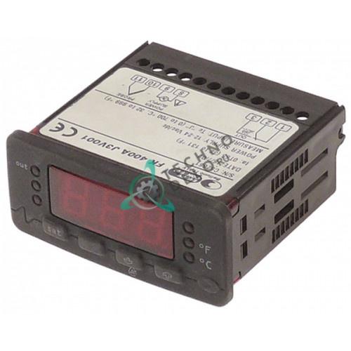 Контроллер EVCO FK400A 71x29мм 12/24 VAC/VDC датчик TC/J GR650000000100 для Grandimpianti и др.