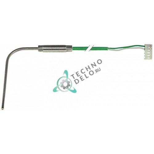 Датчик температурный ø2x70мм K (NiCr-Ni) кабель L-2,5м 87.00.058 печи Rational CM101, CM102, CM201 и др.