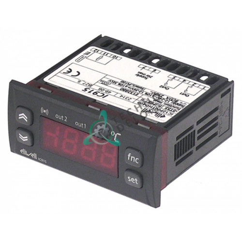 Блок электронный управления ELIWELL 034.379885 universal service parts