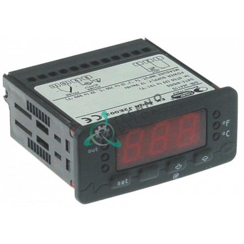 Контроллер EVCO FK400A 71x29мм 12VAC датчик TC/J IP65
