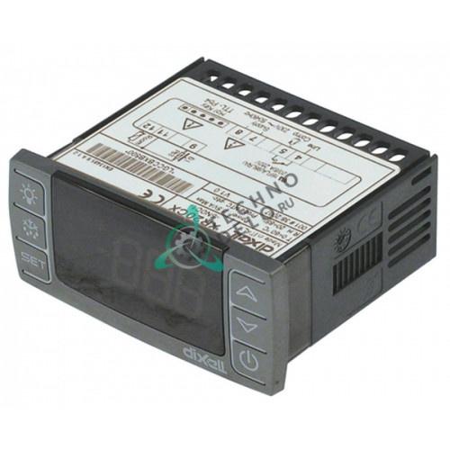 Контроллер Dixell XR20C-P1C1 79x21мм 230VAC датчик NTC 10kOhm/PTC -55 до +150°C для холодильного оборудования