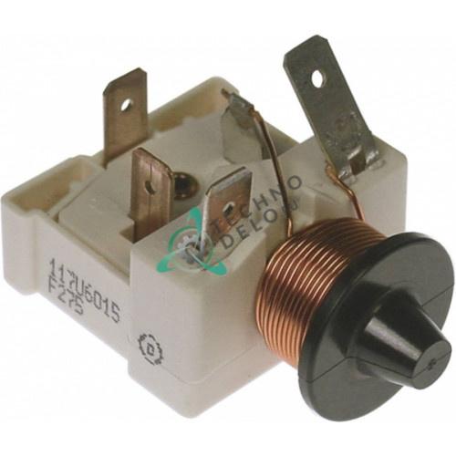 Реле пусковое DANFOSS 117U6015/F418 HST 996020 FR996020 для холодильного оборудования Friulinox, Lainox и др.
