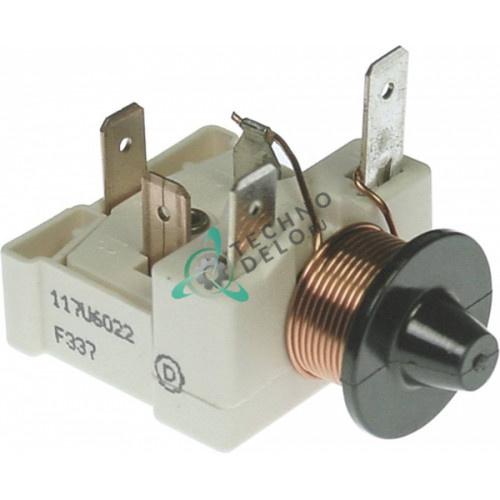 Реле пусковое Danfoss 117U6022 996017 FR996017 для компрессора холодильного оборудования Friulinox, Lainox и др.