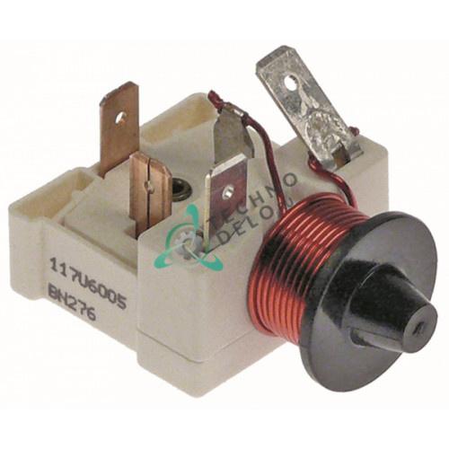 Реле пусковое Danfoss 117U6005/F218 HST 996018 FR996018 для компрессора холодильной установки Friulinox, Lainox, MBM