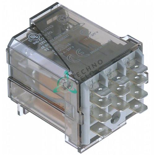 Реле Finder 62.83.8.230.0008 230VAC 16A 3CO 229036 / BN166550972 для Colged, Elettrobar, Polaris, Virtus и др.