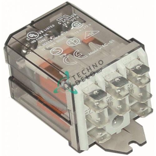 Реле FINDER 62.83.8.230.0500 230VAC 16A 3CO Angelo-Po, Bartscher, Comenda и др.
