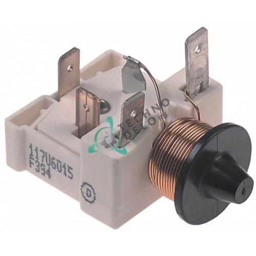 Реле пусковое Danfoss 117U6015/F394 (12034947, 12058829, 6021010025) для оборудования Fagor и др.