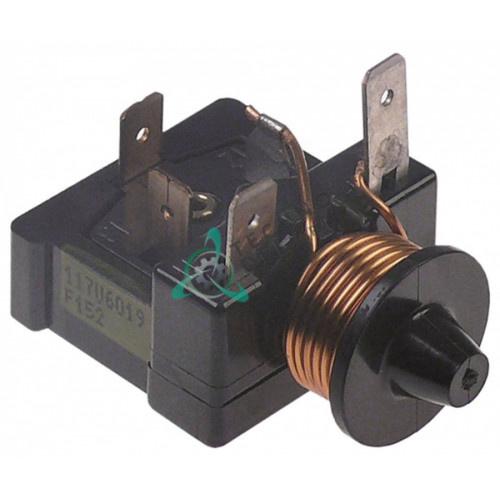 Реле пусковое DANFOSS 117U6019/F152 HST 6004000004 для морозильного шкафа Fagor FN-701/AFN-702/AFP-1402-MIX и др.