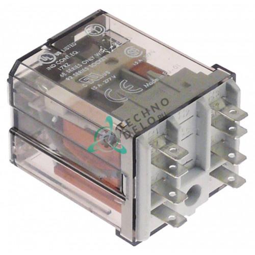 Реле Finder 62.32.8.230.0008 (230VAC 16A 2CO) 816850187 для теплового оборудования SMEG