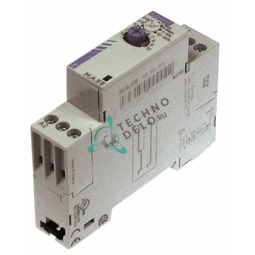 Реле времени Crouzet 0,1 с-100 ч 24-240В тип MAS5-88826014 к оборудованию Rosinox и др.