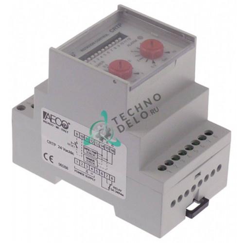 Реле времени AECO CRTP 0,03-512с 24VAC/VDC для Comenda