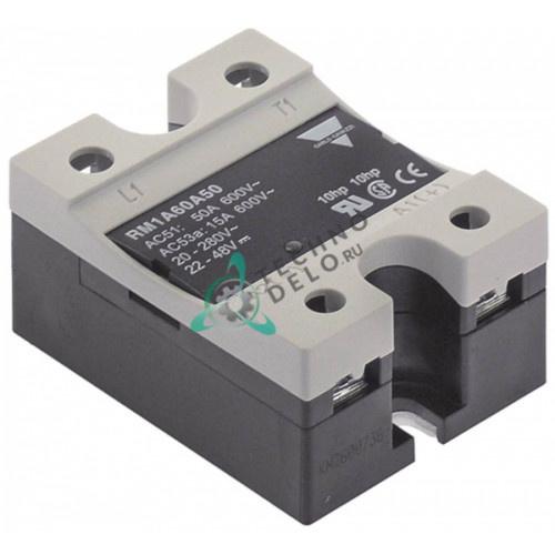 Реле Carlo Gavazzi RM1A60A50 22-48VDC 50А к оборудованию Astoria-Cma, Wega-CMA и др.