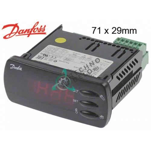 Регулятор электронный DANFOSS 196.381374 service parts uni