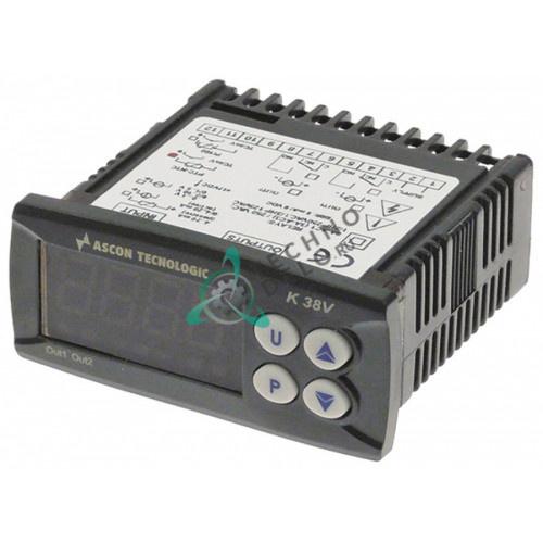 Термометр TECNOLOGIC 196.381422 service parts uni