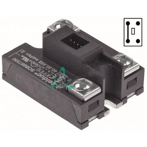 Реле силовое Celduc 65А 400В 24VDC 4000453 печи Fagor, Rational и др.