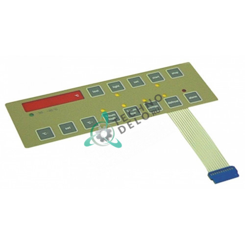 Панель управления (гибкая) 0A8798 холодильного шкафа Electrolux, Zanussi и др.