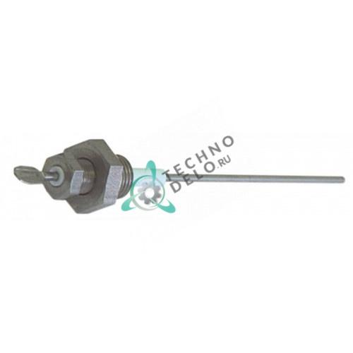 Электрод уровня Gicar 1/4 L140мм RTFOC00148 60100040 для Bianchi Vending, Elektra, Expobar, Grimac, La-Marzocco, Sanremo и др.