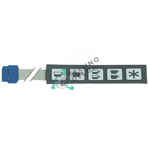 Клавиатура zip-400334/original parts service