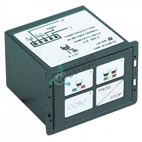 Блок управления 232.400350 sP service