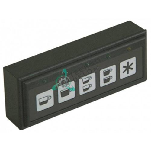 Панель управления GICAR 9.9.12.00 9.9.12.00G для профессиональных кофемашин Bezzera B2000, B2006, B3000 и др.