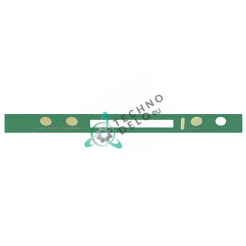Стикер 7714 панели управления посудомоечной машины ATA AF61E/AF61ED/AF61EPS/AF61EW/AF61EWP/AF78E и др.