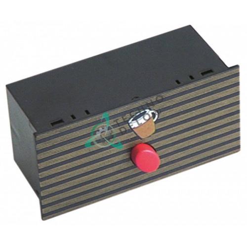Панель управления 1 кнопка 18371017 кофемашины Astoria Cma Divina и др.