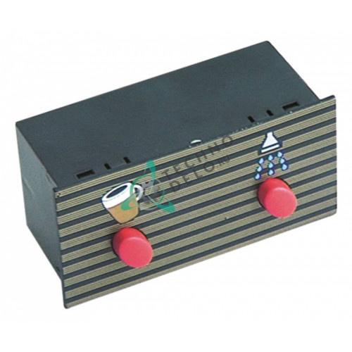 Панель управления 2 кнопки 18371019 кофемашины Astoria Cma