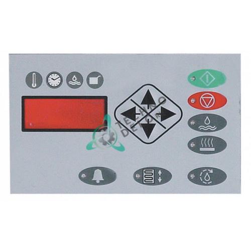 Стикер обозначения кнопок 301302 панели управления профессиональной фритюрницы FriFri FF21/FF31/FF41/FF42 и др.