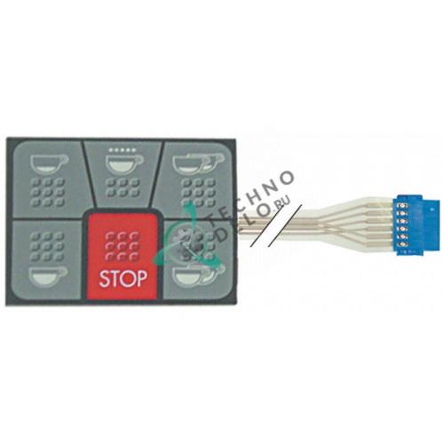 Клавиатура zip-400674/original parts service