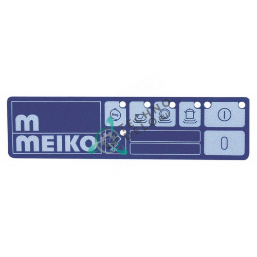 Панель управления (гибкая) 0467212 для посудомоечной машины Meiko
