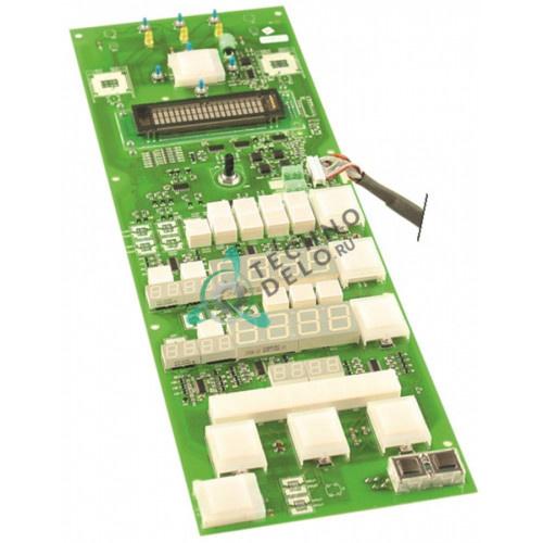Плата управления 0С0043 для пароконвекционных печей Zanussi/Electrolux мод. AOS