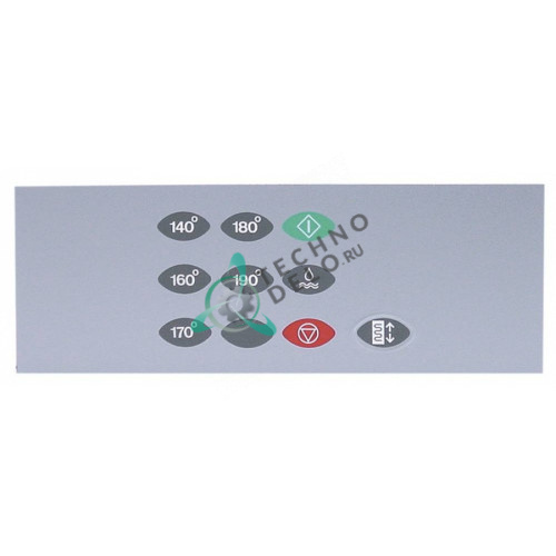 Панельный стикер 869.400856 universal parts equipment